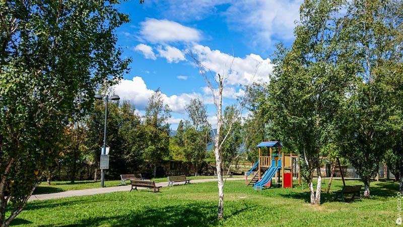 parco giochi terrapiana
